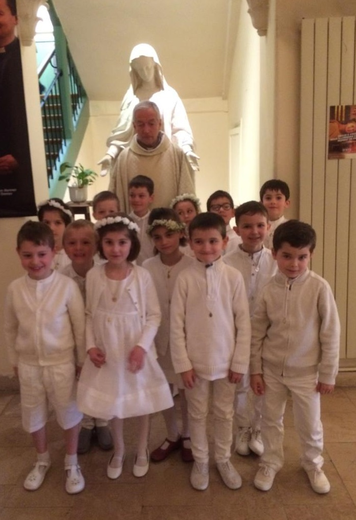 1ere communion - 24 mars 2018